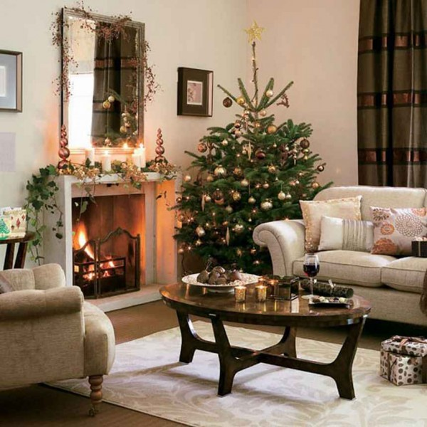 Luxury-Christmas-Living-Room-Ideas